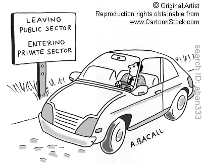 Private Sector vs. Public Sector Keishel's Blog on Adidas